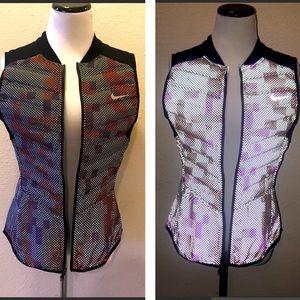 Nike REFLECTIVE Women's Aeroloft Flash Vest Multi